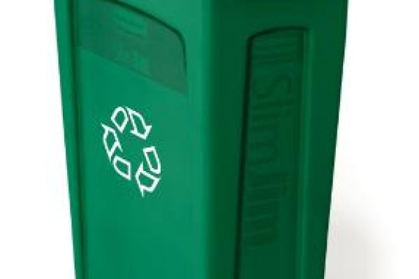 Green Slim Composting Bin